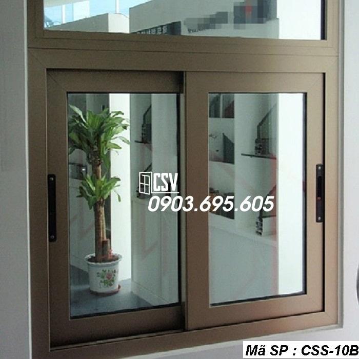 Mẫu cửa sổ sắt CSS - 10B