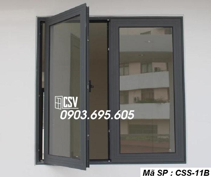 Mẫu cửa sổ sắt CSS - 11B