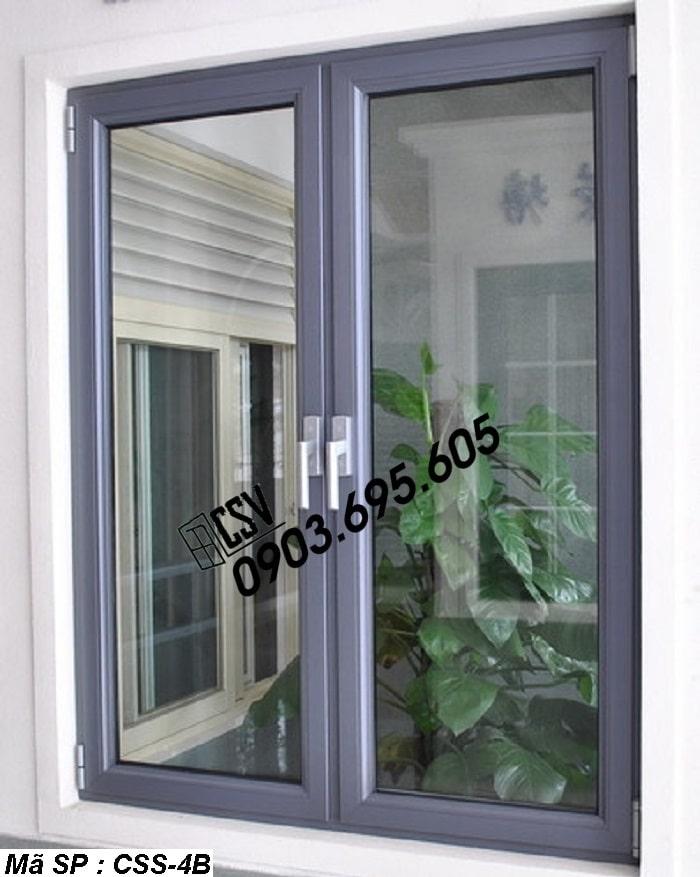 Mẫu cửa sổ sắt CSS - 4B