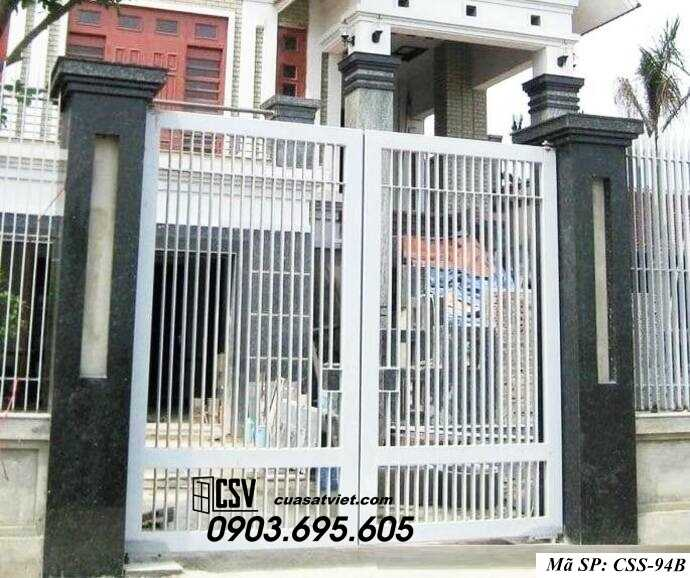 Mẫu cổng nhà đẹp CCS 94b
