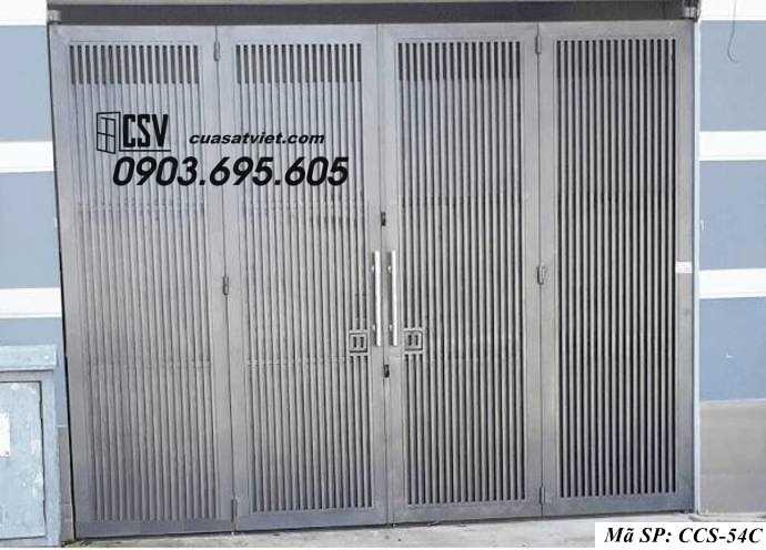 Mẫu cổng nhà đẹp CCS 54c