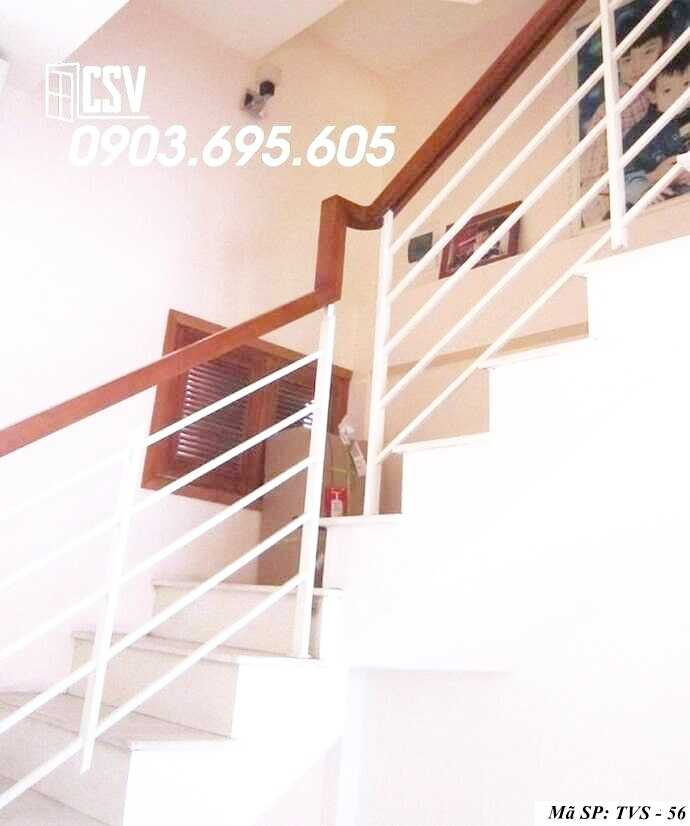 Mẫu tay vịn cầu thang đep TVS 56