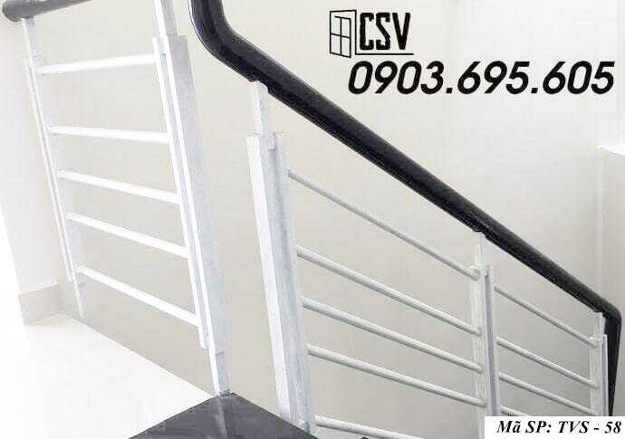 Mẫu tay vịn cầu thang đep TVS 58