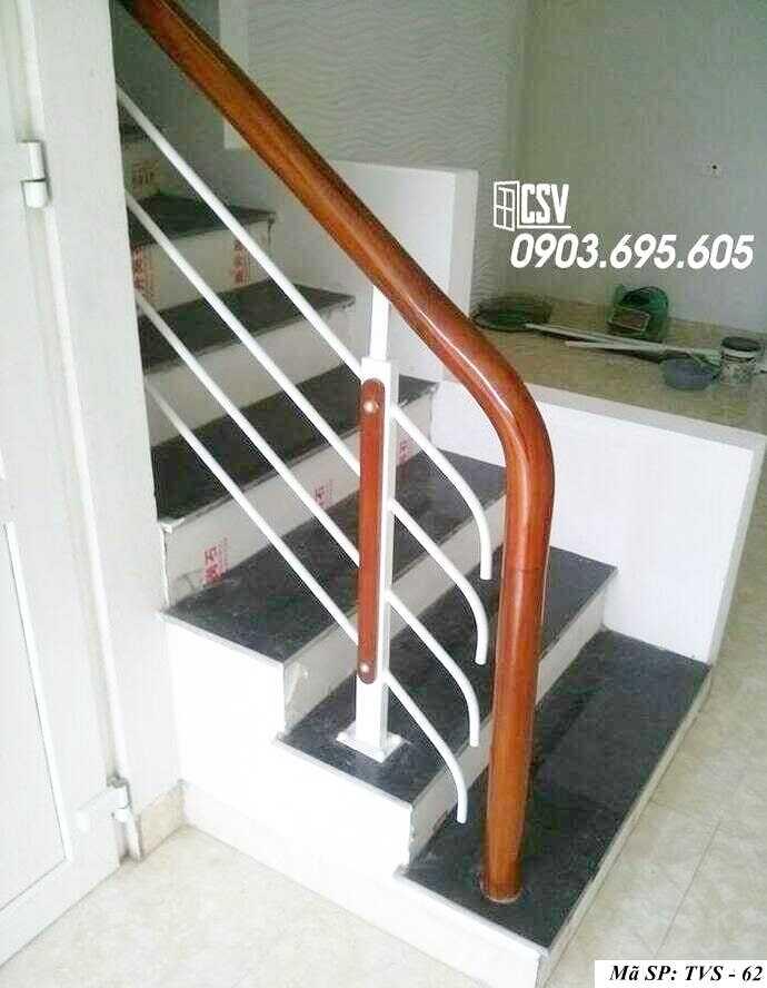 Mẫu tay vịn cầu thang đep TVS 62