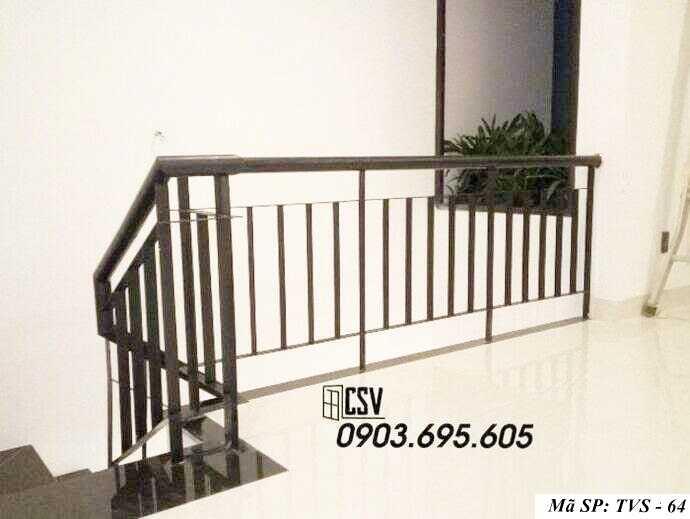 Mẫu tay vịn cầu thang đep TVS 64
